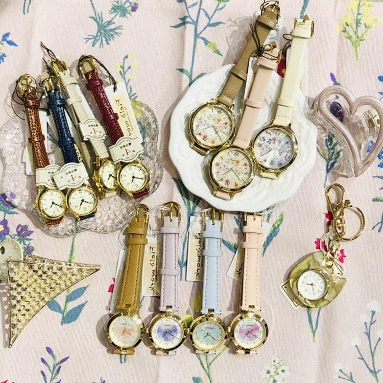 時計<br /> ¥2160~<br />