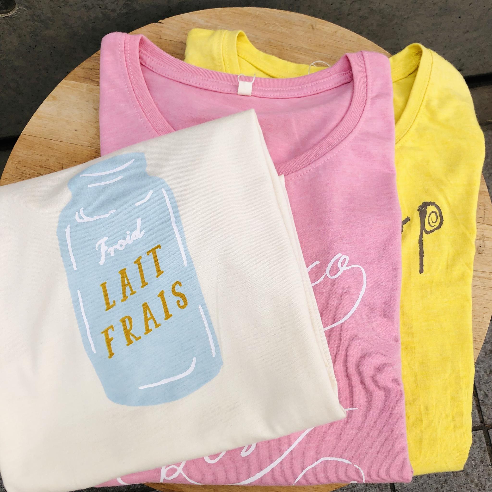 プリントTシャツ<br /> ¥1080~