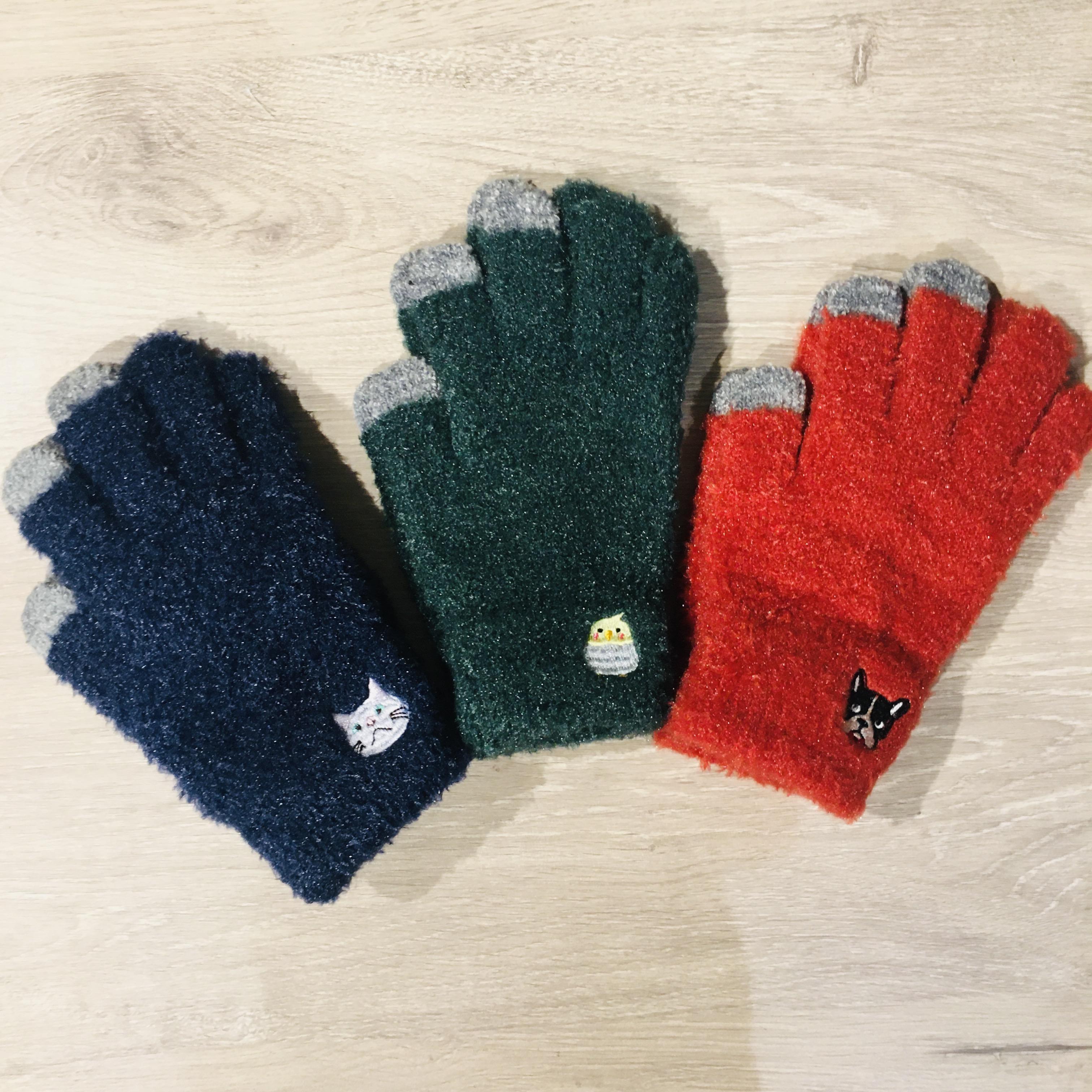 スマホ手袋<br /> ¥1500+税